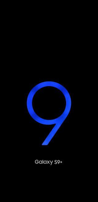 Обои на телефон синие, самсунг, логотипы, галактика, блокировка, samsung, s9, plus, galaxy