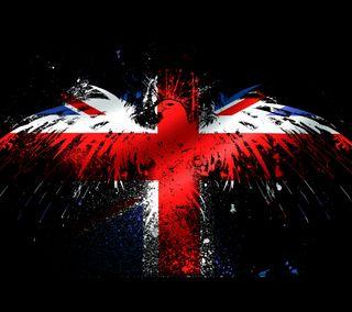 Обои на телефон англия, флаг, британский, британия
