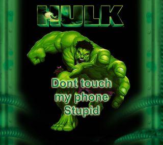 Обои на телефон халк, трогать, телефон, не, мой