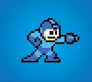 Обои на телефон синие, оружие, огонь, классика, zero, sigma, megaman-classic02, megaman x, capcom, 2013