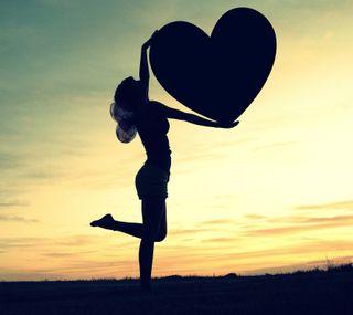 Обои на телефон ты, люди, любовь, love