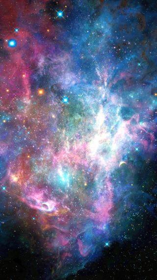 Обои на телефон планеты, цветные, туманность, приятные, новый, красочные, космос, звезды, галактика, galaxy