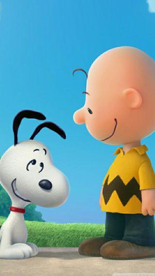 Обои на телефон снупи, фильмы, мультфильмы, коричневые, peanut, charlie, bestfriends