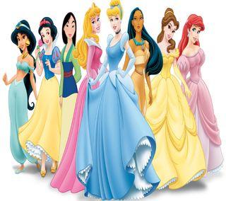Обои на телефон принцесса, мультфильмы, милые, кукла, дисней, голливуд, disney, cute doll