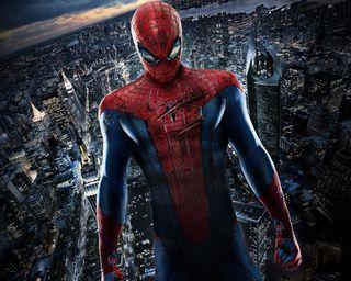 Обои на телефон человек паук, фильмы, удивительные, марвел, комиксы, голливуд, spiderman hd, marvel, 2012