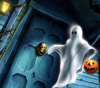 Обои на телефон хэллоуин, счастливые, ------------