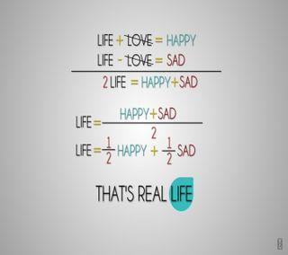 Обои на телефон реал, поговорка, знаки, жизнь, thats a real life