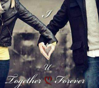 Обои на телефон вместе, сердце, романтика, пара, любовь, together 4ever, love
