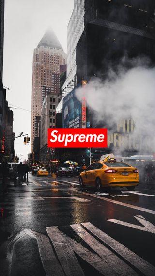 Обои на телефон турбо, новый, машины, йорк, город, горизонт, supreme new york, supreme, skyline, fast