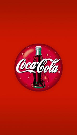Обои на телефон напиток, марк, логотипы, кока кола, дизайн, company