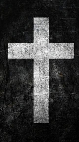 Обои на телефон крест, черные, серые, религиозные, белые, the cross