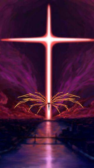Обои на телефон первый, неоновые, евангелион, netflix, neon genesis evangelion, impact, evangelion 3rdimpact, eva 01