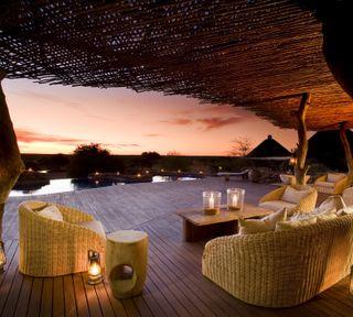 Обои на телефон свечи, тропические, роскошные, африка, luxury, deck, african deck