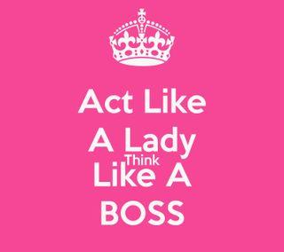 Обои на телефон думать, розовые, леди, лайк, босс, act like a lady, act