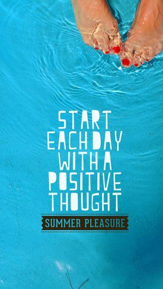 Обои на телефон полночь, позитивные, мысль, лето, день, pleasure