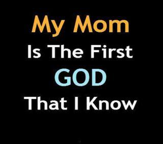 Обои на телефон первый, мама, любовь, бог, love, first god