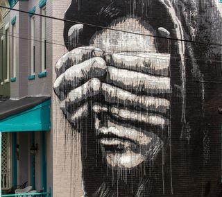 Обои на телефон рисунок, граффити, арт, аниме, анимационные, retina, draw animated, art anime graffiti