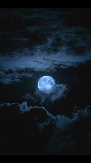 Обои на телефон румыния, луна