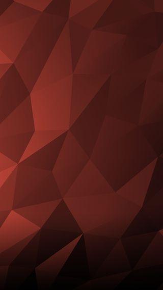 Обои на телефон многоугольник, синие, поли, красые, геометрические, poly wallpaper red