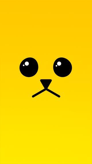 Обои на телефон иллюстрации, собаки, лицо, желтые, грустные, глаза, woof, hd, cry