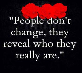 Обои на телефон менять, не, люди, people dont change, dont change