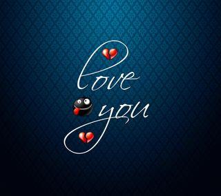Обои на телефон сломанный, смайлики, сердце, поговорка, мультфильмы, любовь, знаки, забавные, love u, love