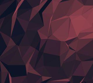 Обои на телефон многоугольник, треугольник, polygon 15