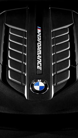 Обои на телефон bmw, motor, m-performance, машины, авто, бмв, двигатель
