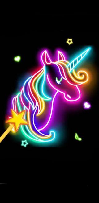Обои на телефон love, terbaru, любовь, звезда, неоновые, лучшие, радуга, единорог, сказочные, пони, зодиак