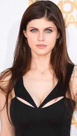 Обои на телефон актриса, прекрасные, глаза, американские, alexandra daddario