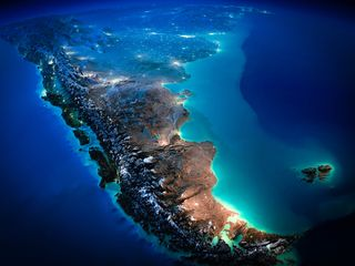 Обои на телефон чили, аргентина, земля, америка, uruguay, sudamerica, satelite, malvinasargentinas, cordilleradelosandes, bolivia