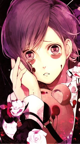 Обои на телефон вампиры, любовники, игра, аниме, kanato sakamaki, diabolik lovers