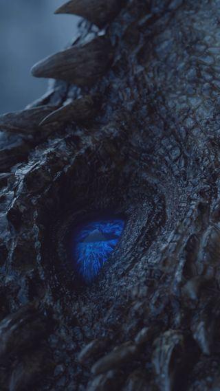 Обои на телефон стекло, престолы, игра, дракон, kauankas, got, gelo, dragon glass - got, dragao