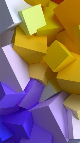Обои на телефон квадратные, цветные, красочные, дизайн, boxes