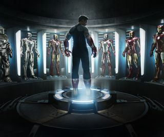 Обои на телефон железный, фильмы, стальные, костюм, man, iron man 3 by sya