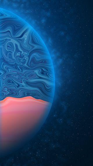 Обои на телефон солнечный, система, синие, планета, оранжевые, млечный путь, марс, космос, космонавт, земля, звезды, галактика, айфон, iphone, galaxy, Venus, Saturn, Mercury, Mars, Jupiter, Joart, Earth