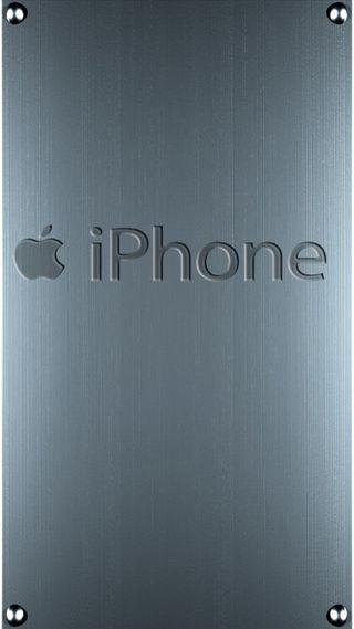 Обои на телефон стальные, серебряные, минимализм, stainless, executive
