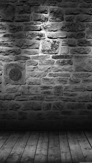 Обои на телефон странные, стена, mysterious wall