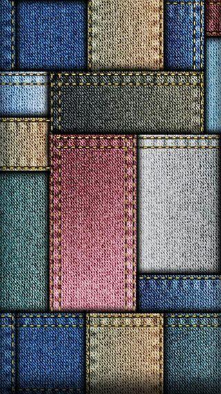 Обои на телефон формы, цветные, фон, текстуры, дизайн, джинсы