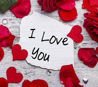 Обои на телефон лепестки, ты, сердце, романтика, розы, любовь, день, love, i love you