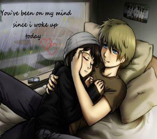 Обои на телефон утро, поцелуй, ты, пара, обнимать, мой, милые, любовь, i love you, cute couple hug
