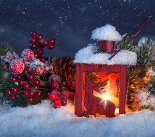 Обои на телефон фонарь, фон, украшение, сезон, свет, рождество, light lantern decoration, christmas lantern