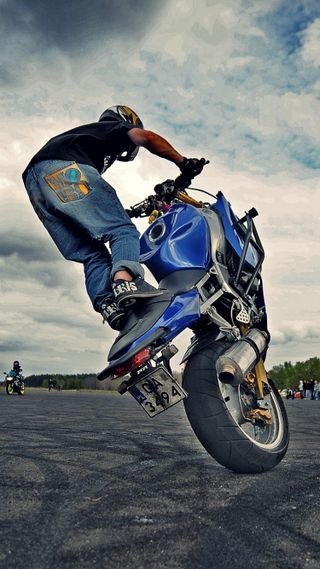 Обои на телефон stunt, stunter, крутые, классные, спорт, байк, мотоциклы, ок