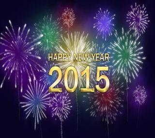 Обои на телефон год, счастливые, праздник, новый, happy new year 2015, 2015