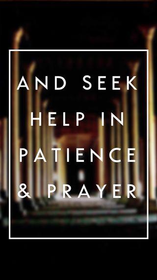 Обои на телефон каран, религия, мусульманские, молитва, исламские, ислам, бог, аллах, patience and prayer