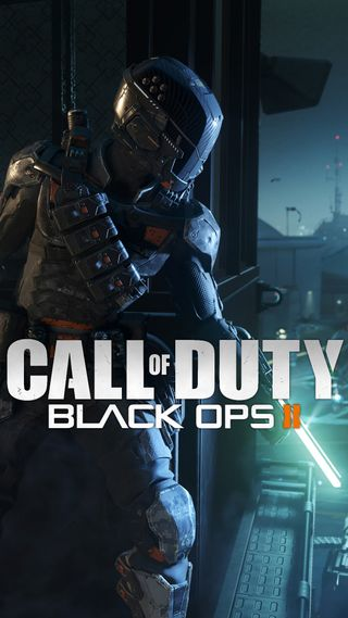 Обои на телефон экшен, черные, стрелок, игра, call of duty, black ops 2