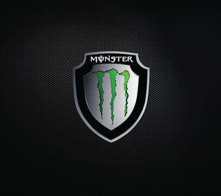 Обои на телефон энергетики, черные, напиток, логотипы, monster logo, monster energy, energy drink