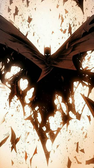 Обои на телефон справедливость, лига, бэтмен, аниме, dc