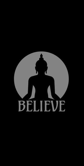 Обои на телефон чистые, человек, минимализм, мир, логотипы, духовные, верить, будда