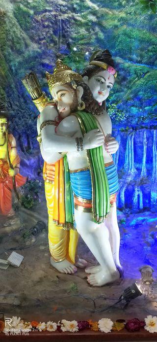 Обои на телефон хануман, рам, ram wallpaper, ram hanuman wallpaper, ram hanuman, jai shri ram, jai hanuman, hanuman wallpaper